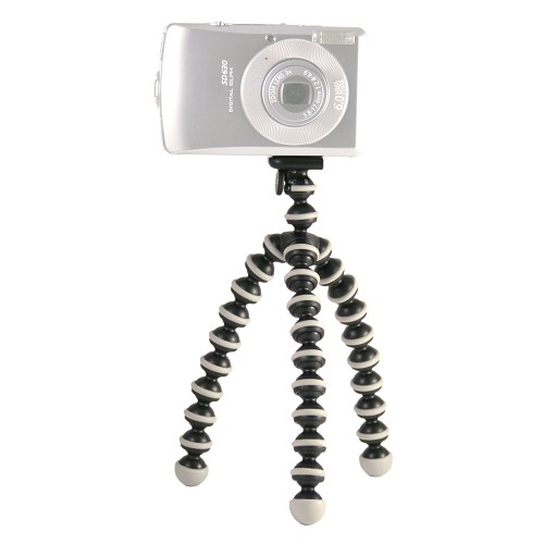 JOBY GZEN Original Gorillapod - Gray [GP1] - Tripod Mini and Tabletop